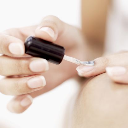 Why clear nail polish could save your day Bondi Beauty