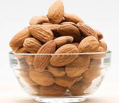 alkalized almonds