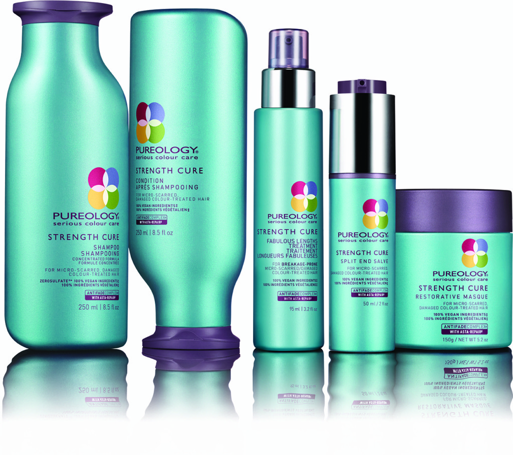 Pureology Strength Cure Group Shot