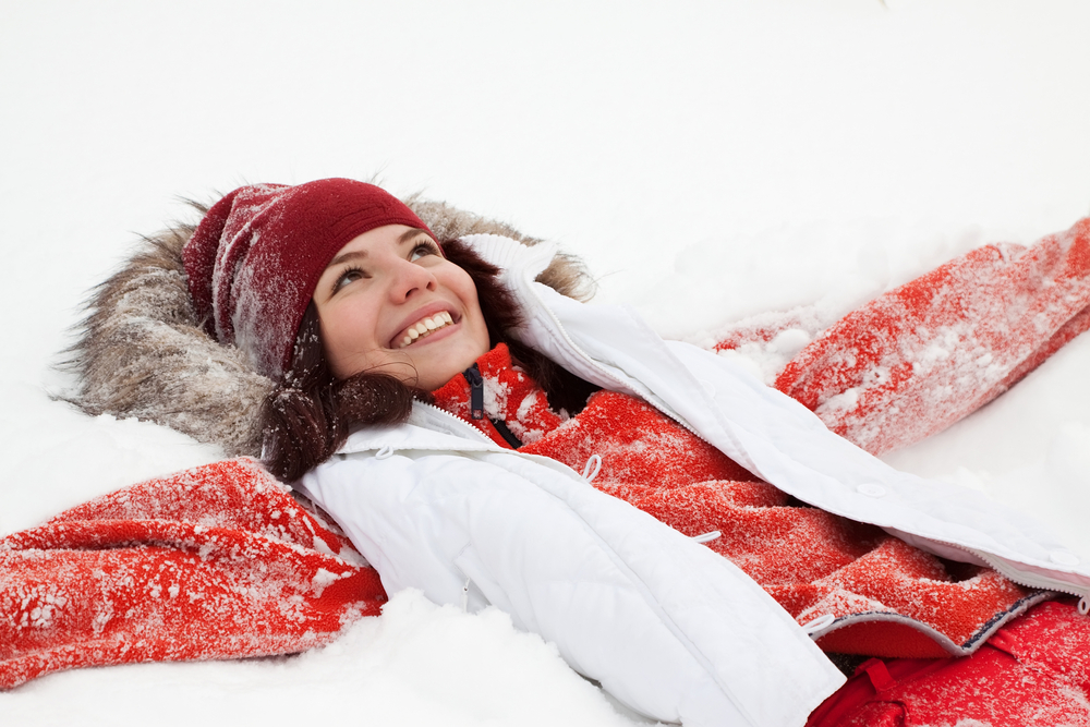 You're ready for snow… but, is your body?