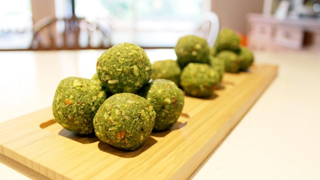 Recipe: How to Make Delicious Matcha Bliss Balls