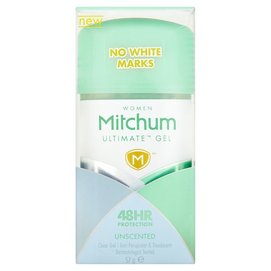 Mitchum Clinical Gel Deodorant $12.95