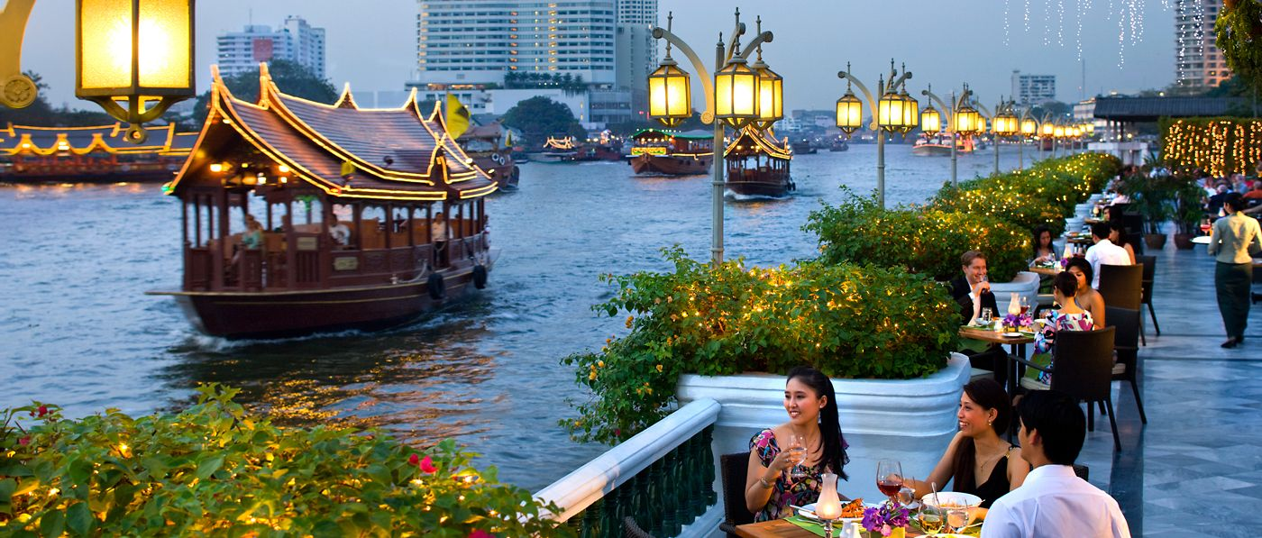 Why Bangkok is a brilliant stop-over. Bondi Beauty