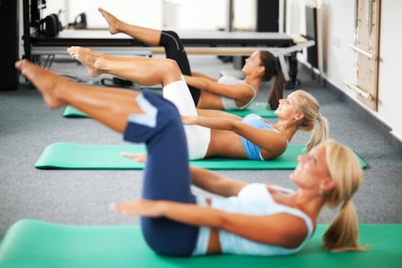 Women doing Pilates exercises.  [url=http://www.istockphoto.com/search/lightbox/9786738][img]http://dl.dropbox.com/u/40117171/group.jpg[/img][/url] [url=http://www.istockphoto.com/search/lightbox/9786766][img]http://dl.dropbox.com/u/40117171/sport.jpg[/img][/url]