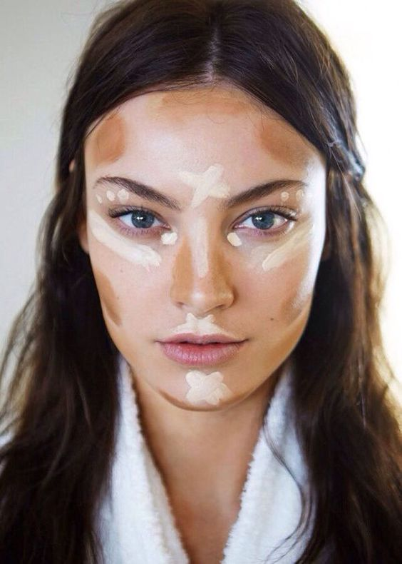 How to master contouring in 4 simple steps