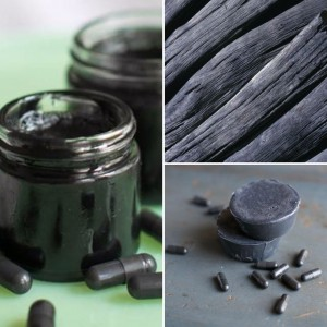 Activated charcoal can help to detox and cleanse your body.