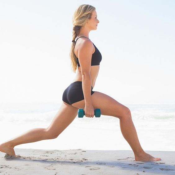 Weights: Simple guide to weight training Bondi Beauty
