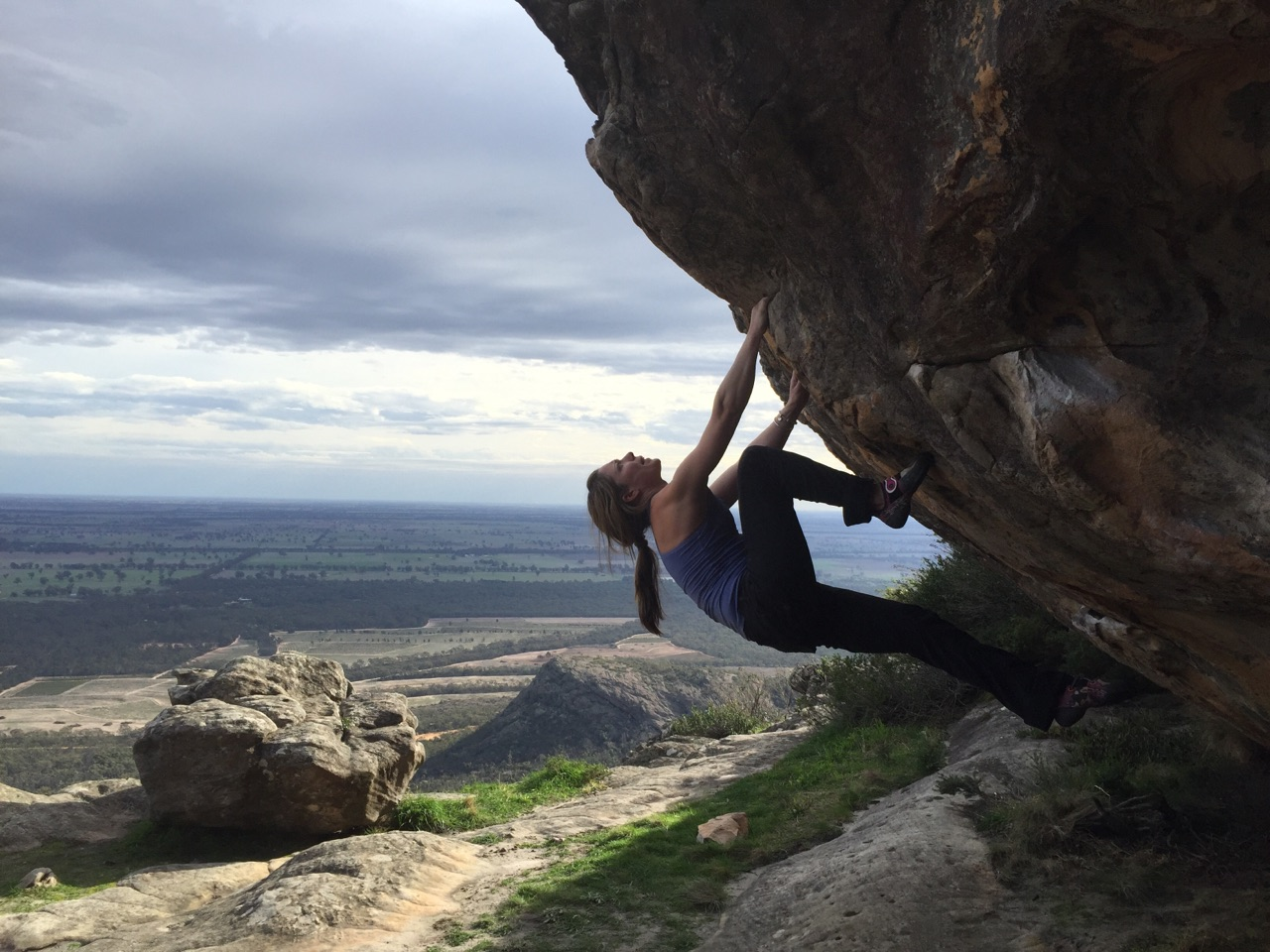 Climb your way to a fitter body