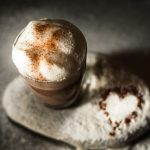 what a chai latte often looks like