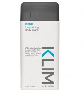 KLIM body wash