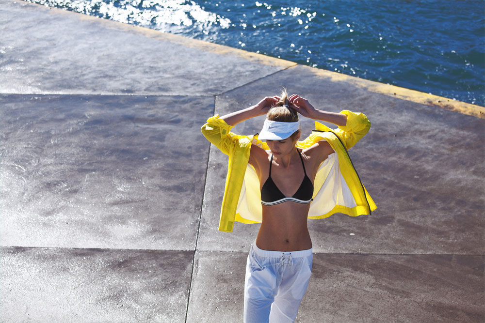 Activewear that's ethical too? Yes!