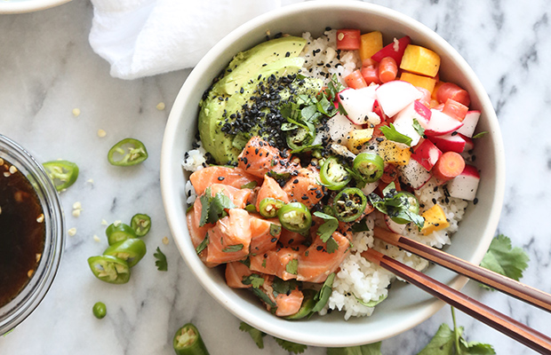 Poke Bowls: Is this the new smoothie bowl?