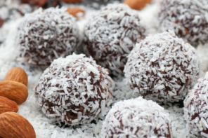 Recipe: the easiest protein balls ever