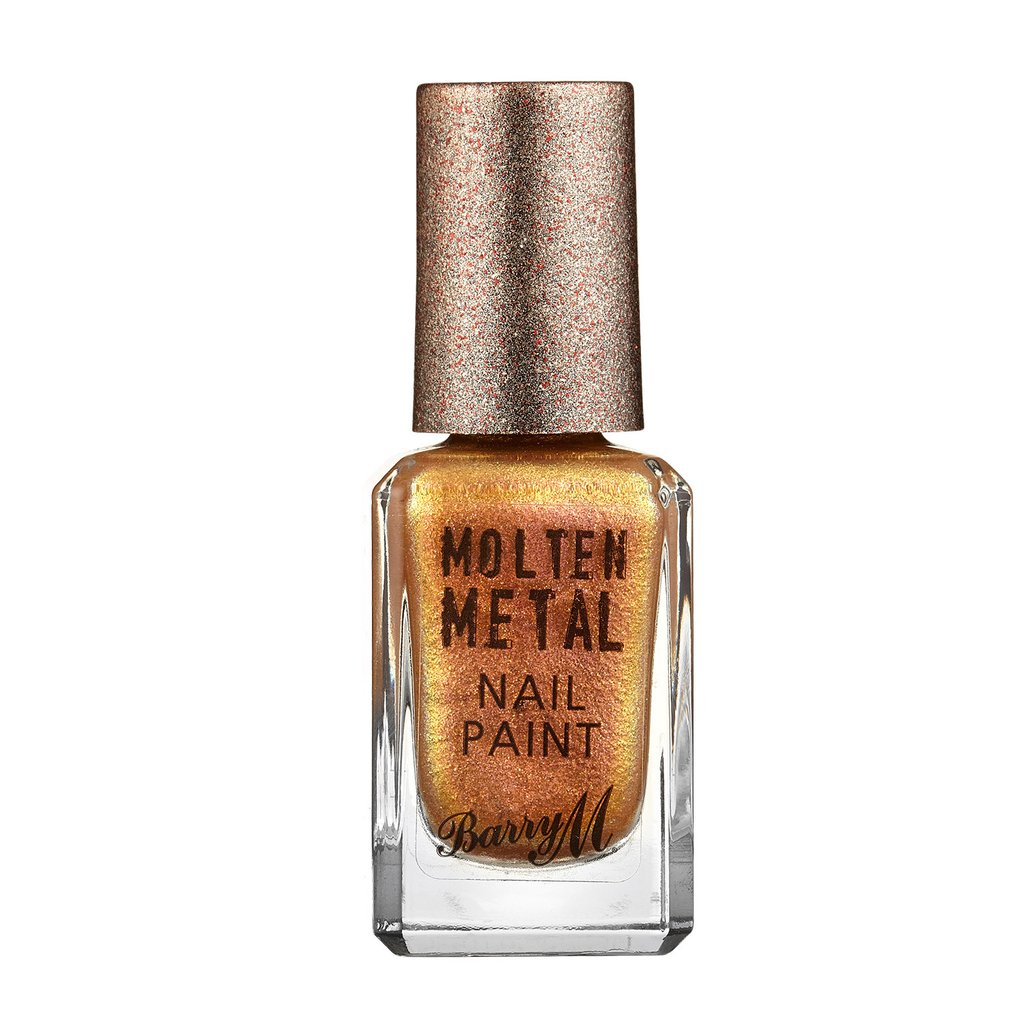 Barry M Molton Metal Nail Paint