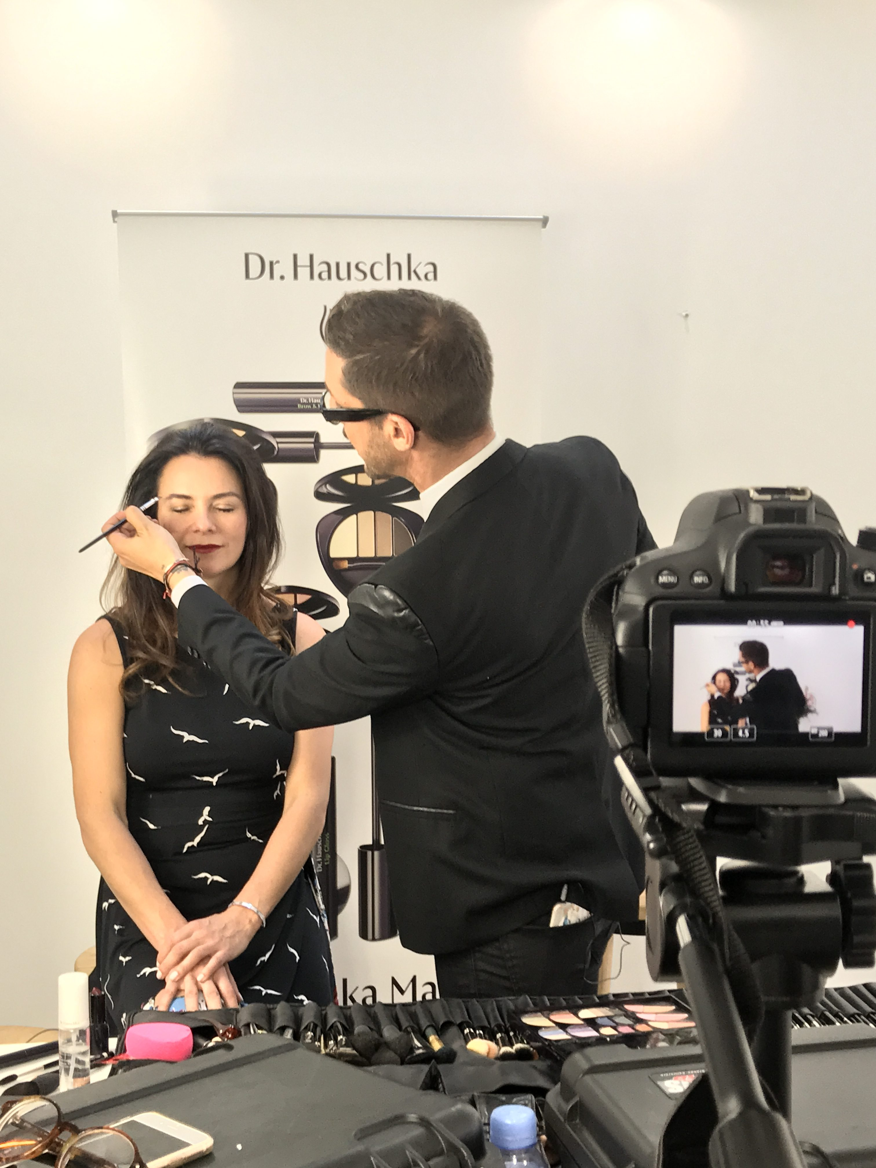 Behind The Scenes: A Day With Dr Hauschka Bondi Beauty