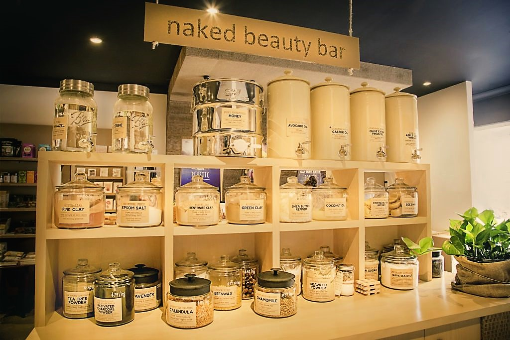 We Tried: The Naked Beauty Bar At Biome | The Green Hub