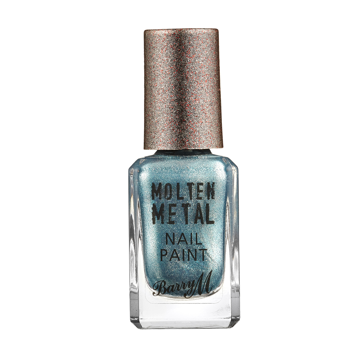 Barry M Molten Metal Nail Paint