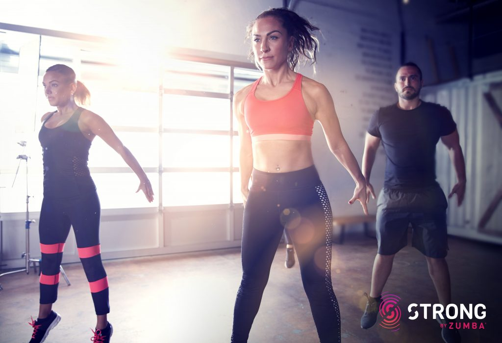 A Couch Potato Tried a STRONG by Zumba® Music-Led HIIT Boot Camp Class. Here's What She Thought. Bondi Beauty