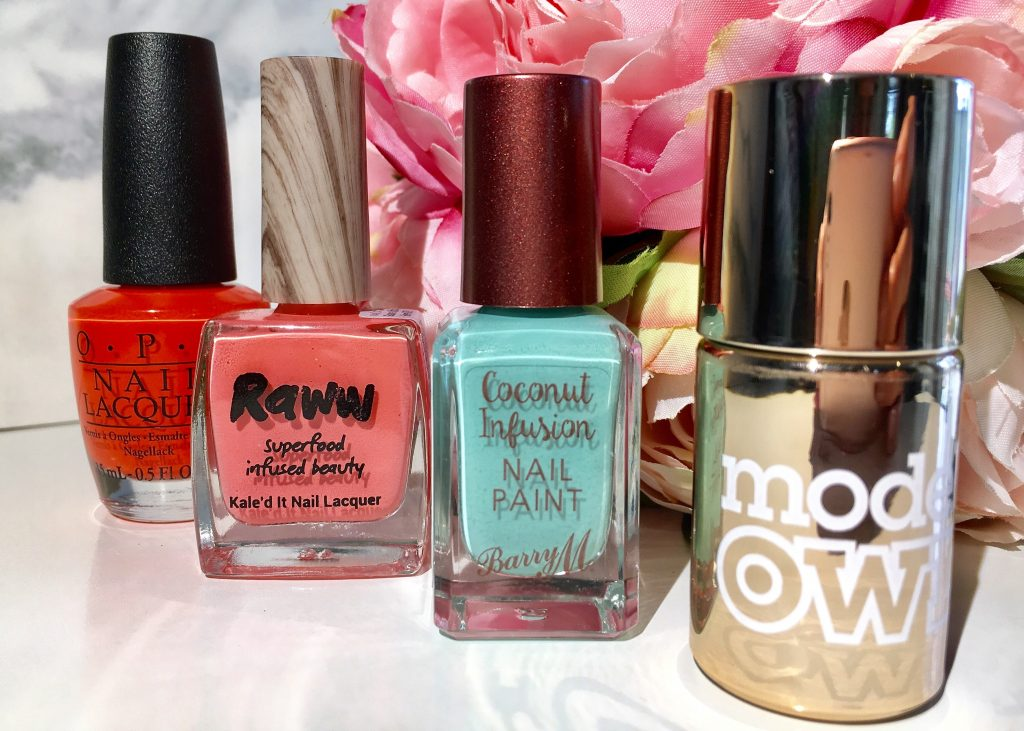 9 Hot New Summer Nail Colours to Shop Right Now Bondi Beauty