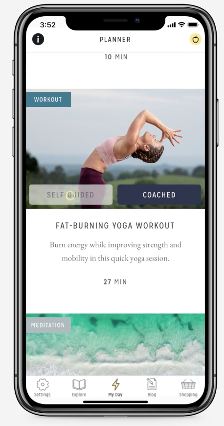 Chris Hemsworth launches new health and fitness app, Centr