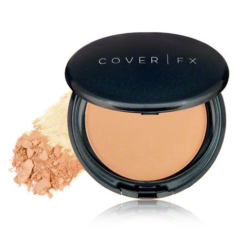 Pressed mineral cream foundation by CoverFX