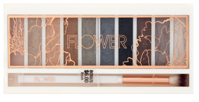Flower Beauty Shimmer and Shade Palette