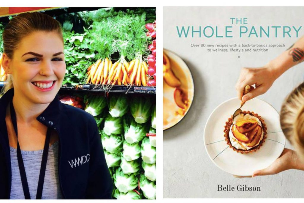 Belle Gibson; health influencer