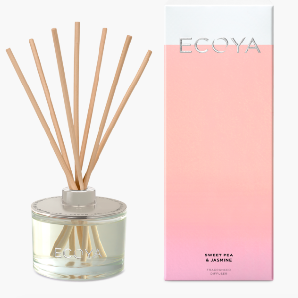 Ecoya scent in pink