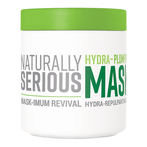 Naturally Serious Hydrating Plumping Mask