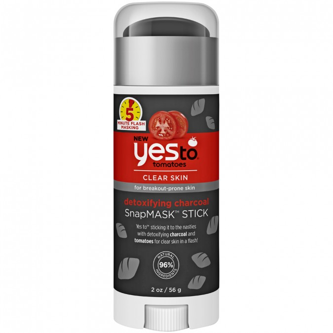 Yes To Tomatoes Snap Mask Stick with Charcoal