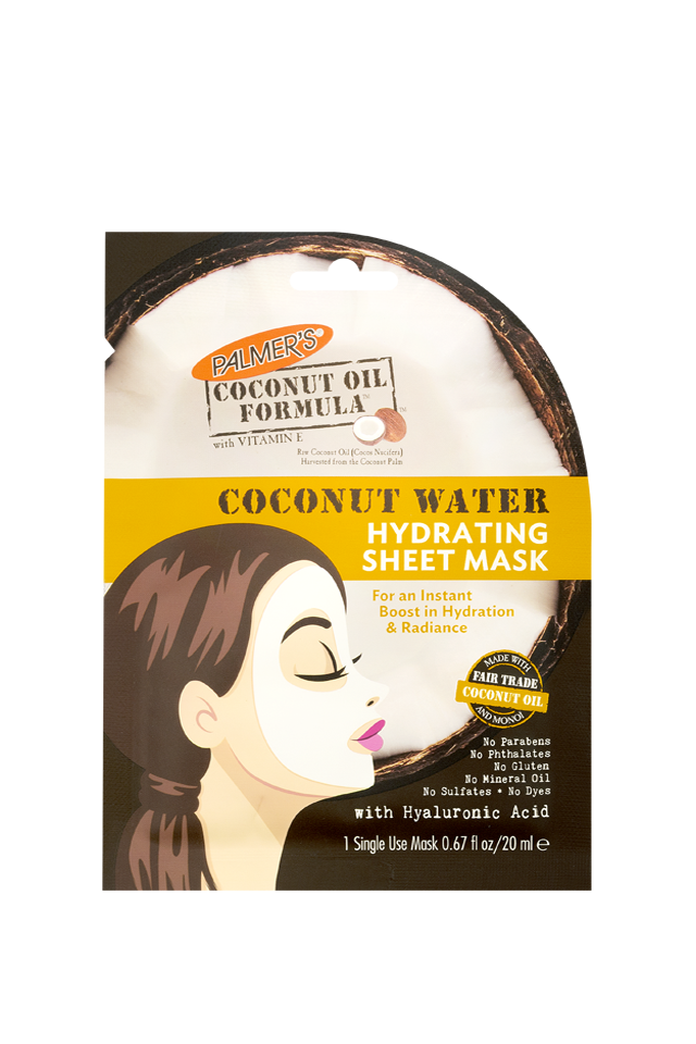 Palmer's Coconut Water Hydrating Sheet Mask