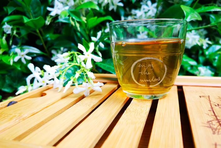 Green tea on table - image by Verena Bottcher from unsplash.com