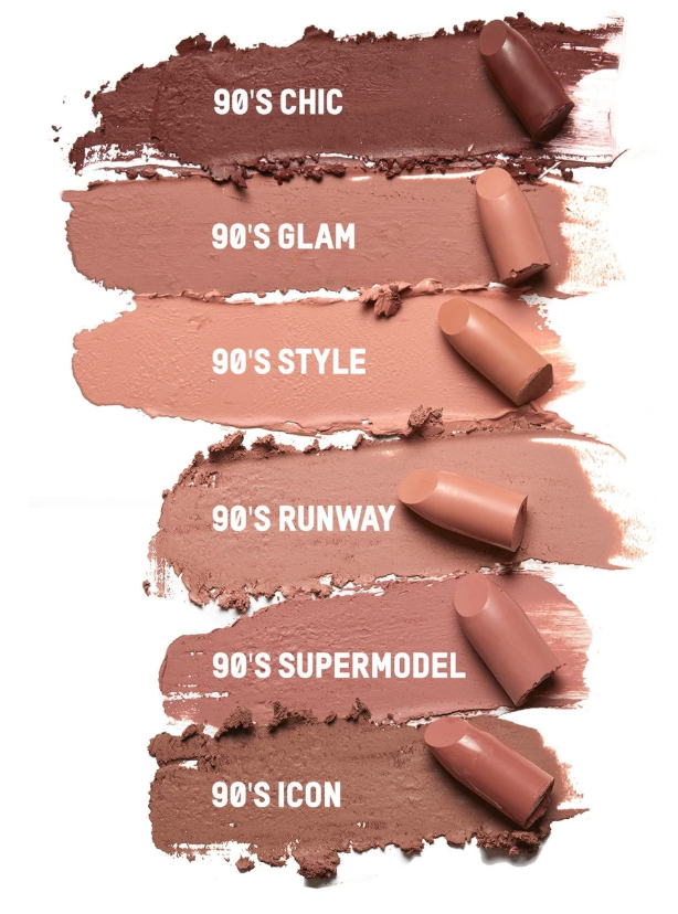 KKW beauty 90s collection