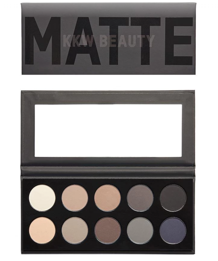 KKW BEAUTY 90s Matte collection