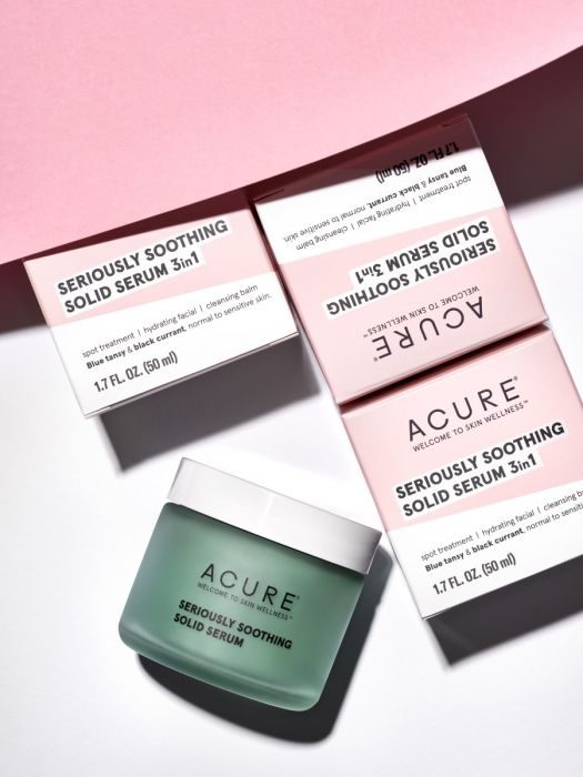 ACURE 3IN1 Serum
