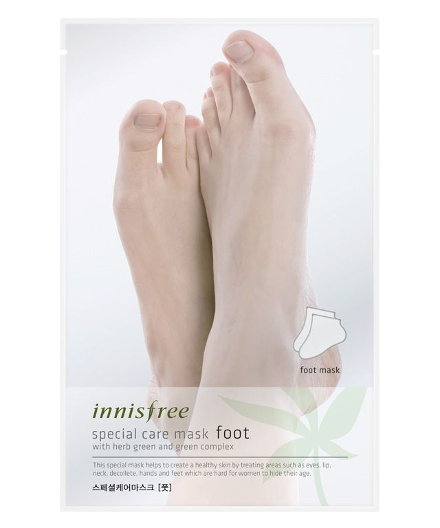 Innisfree Foot Mask