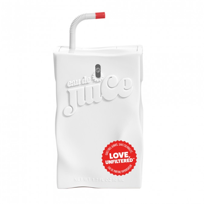 Eau de Juice Love Unfiltered Fragrance by Cosmopolitan
