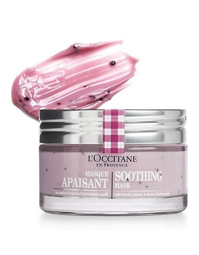 L'Occitane Soothing Face Mask