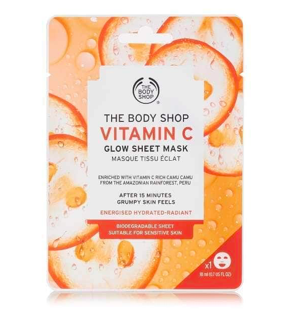 The Body Shop Vitamin C Sheet Mask