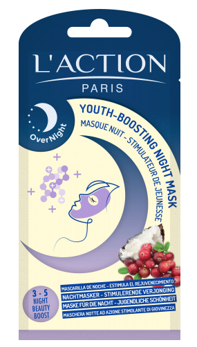 L'Action Paris Youth-Boosting Night Mask