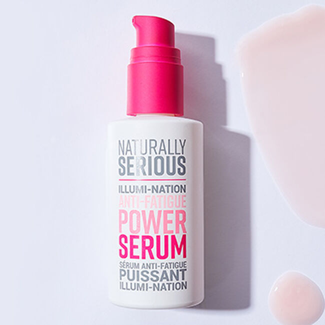 Naturally Serious Illumination Power Serum