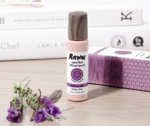 Raww Aroma Happy Place Roller scent