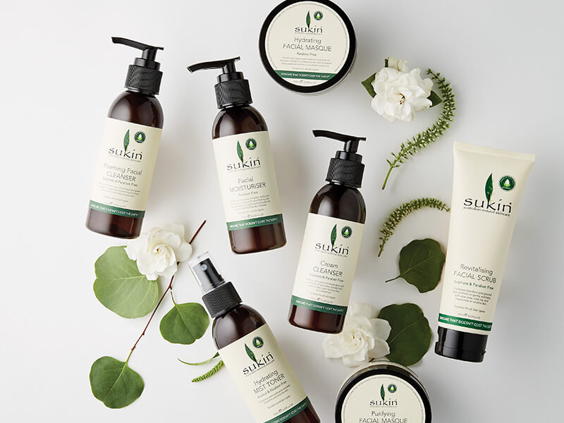 Sukin founders launch new natural beauty brand Alkira