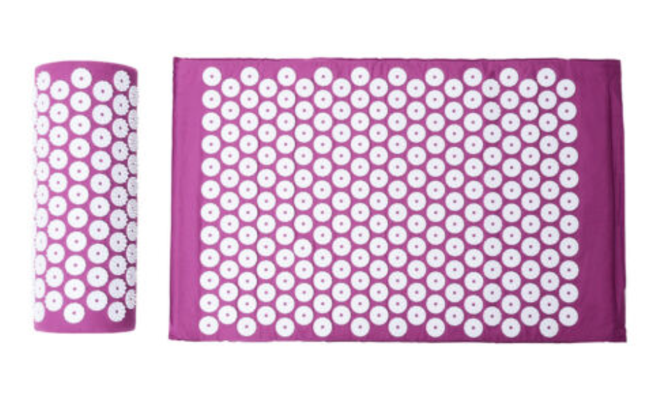 AlignMat acupressure mat for at home massage treatment