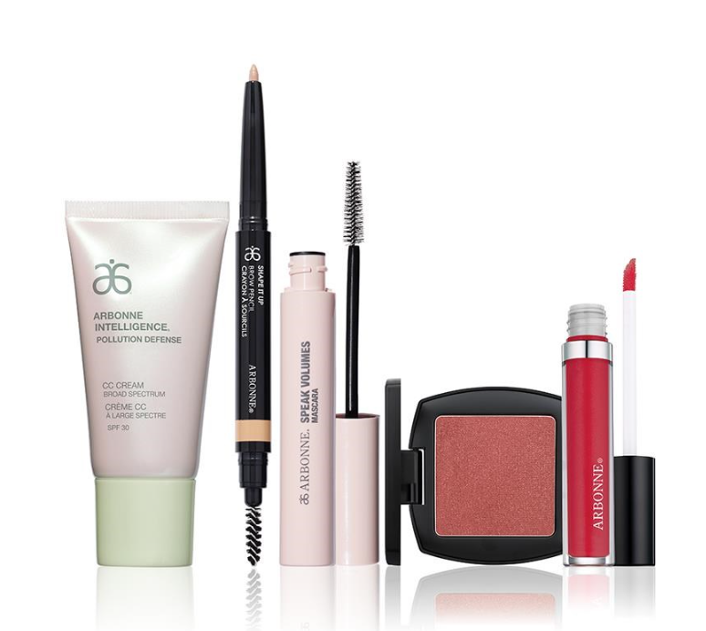 Ready in Five Makeup Set #1497