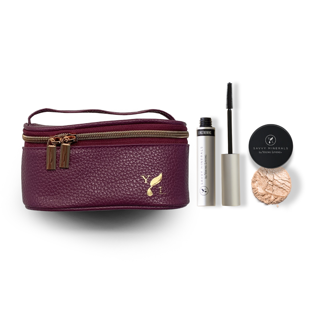 Young Living Essential Oils Makeup Kit for Lengthening Lashes