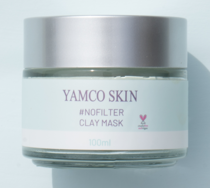 Yamco Skin natural clay mask