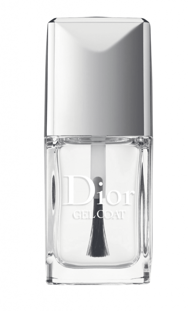 Dior clear coat for nails