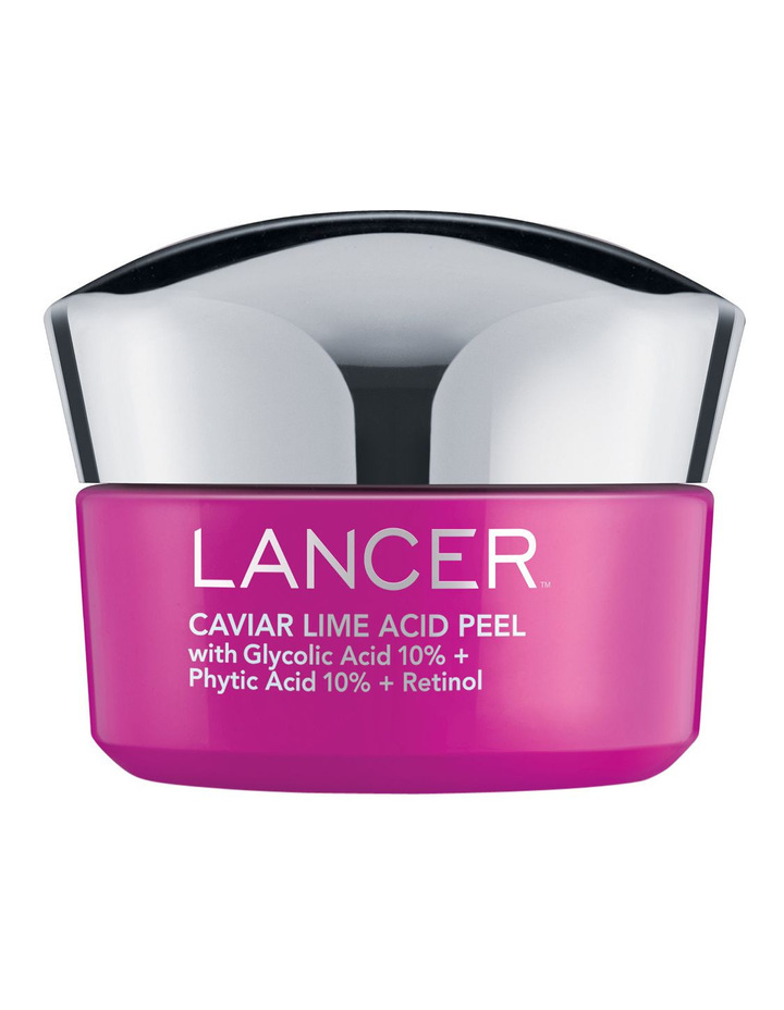 Lancer chemical peel