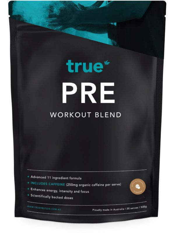 pre workout fitness hacks true protein